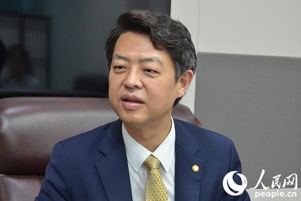 김영호 국회의원