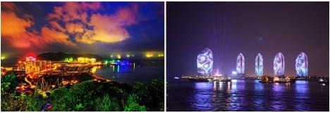 [여행] 휴양도시 싼야의 4대 야경 명소