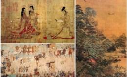 '중국화'를 만나다, 중국 명화 100선①