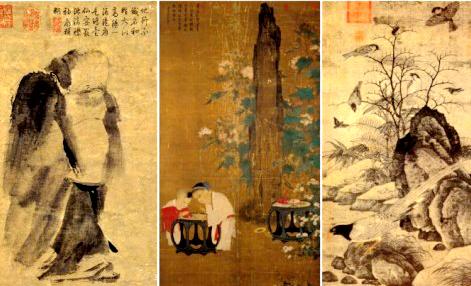 '중국화'를 만나다, 중국 명화 100선②